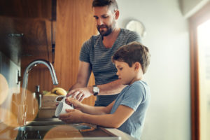common kitchen faucet repairs AirTech