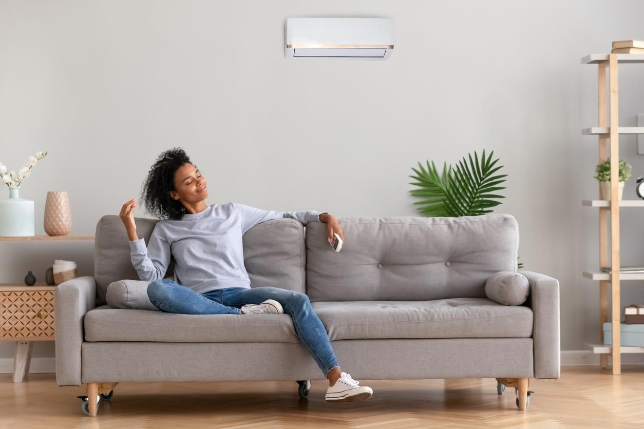 residential air conditioning Air Tech repair