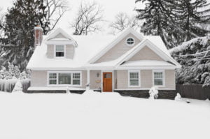 Winterize home plumbing Airtech